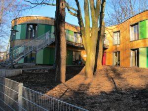 Einweihnung Kita Baumhaus in Eppendorf 1