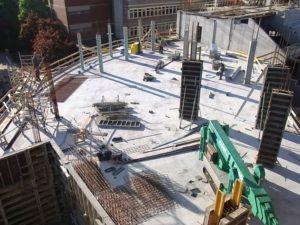 Bau der Kita am Millerntor