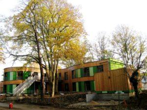 Eröffnung Kita Baumhaus 2