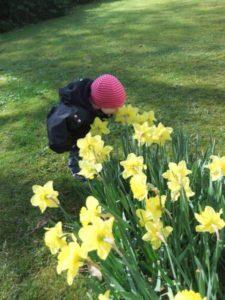 Frühling in der Kita Baumhaus