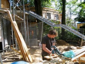 Kita Baumhaus September 2010